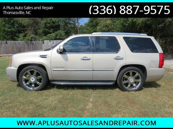 2009 Cadillac Escalade Base AWD 4dr SUV for sale in Thomasville, NC – photo 2