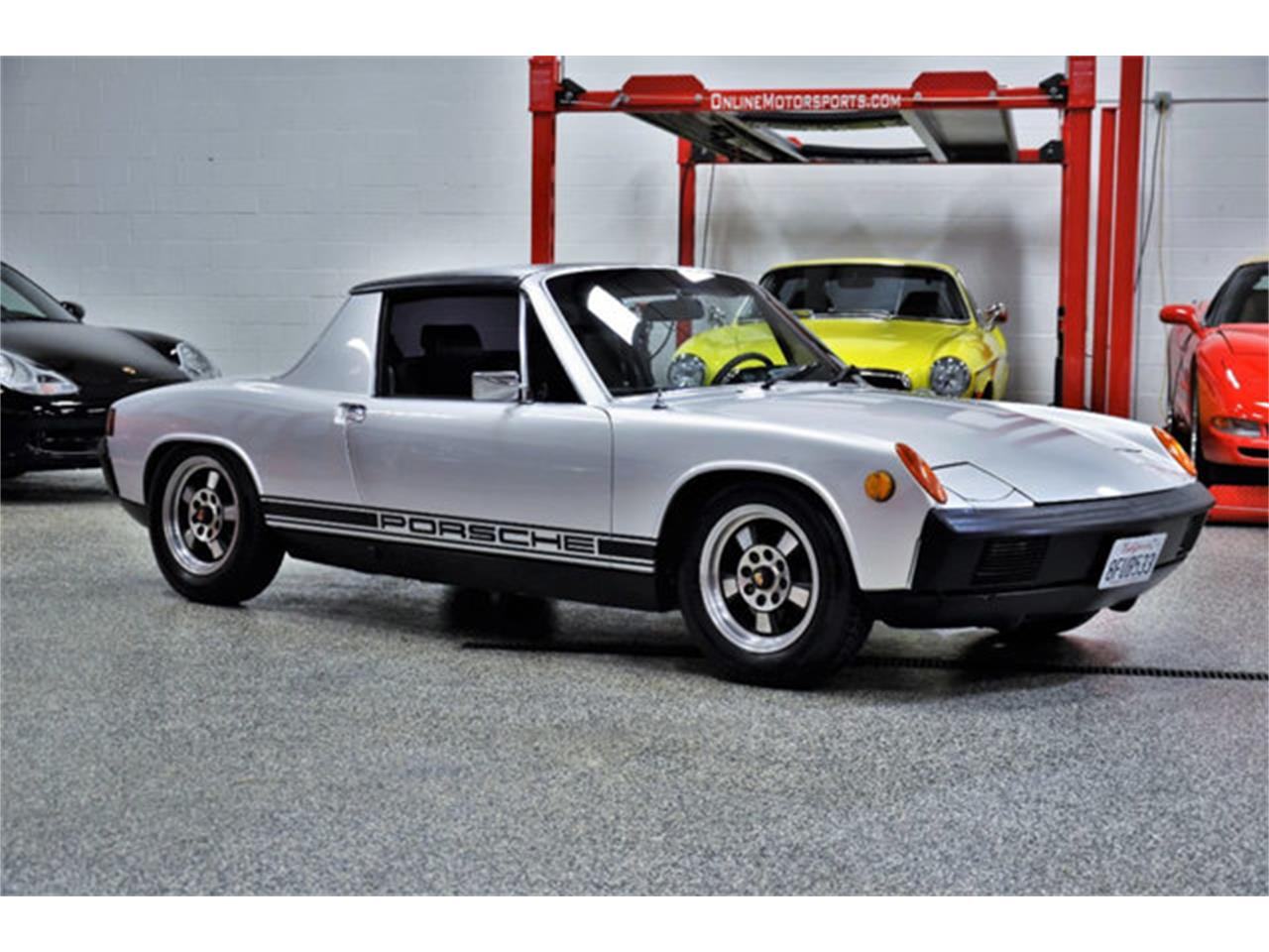 1972 Porsche 914 for sale in Plainfield, IL – photo 9