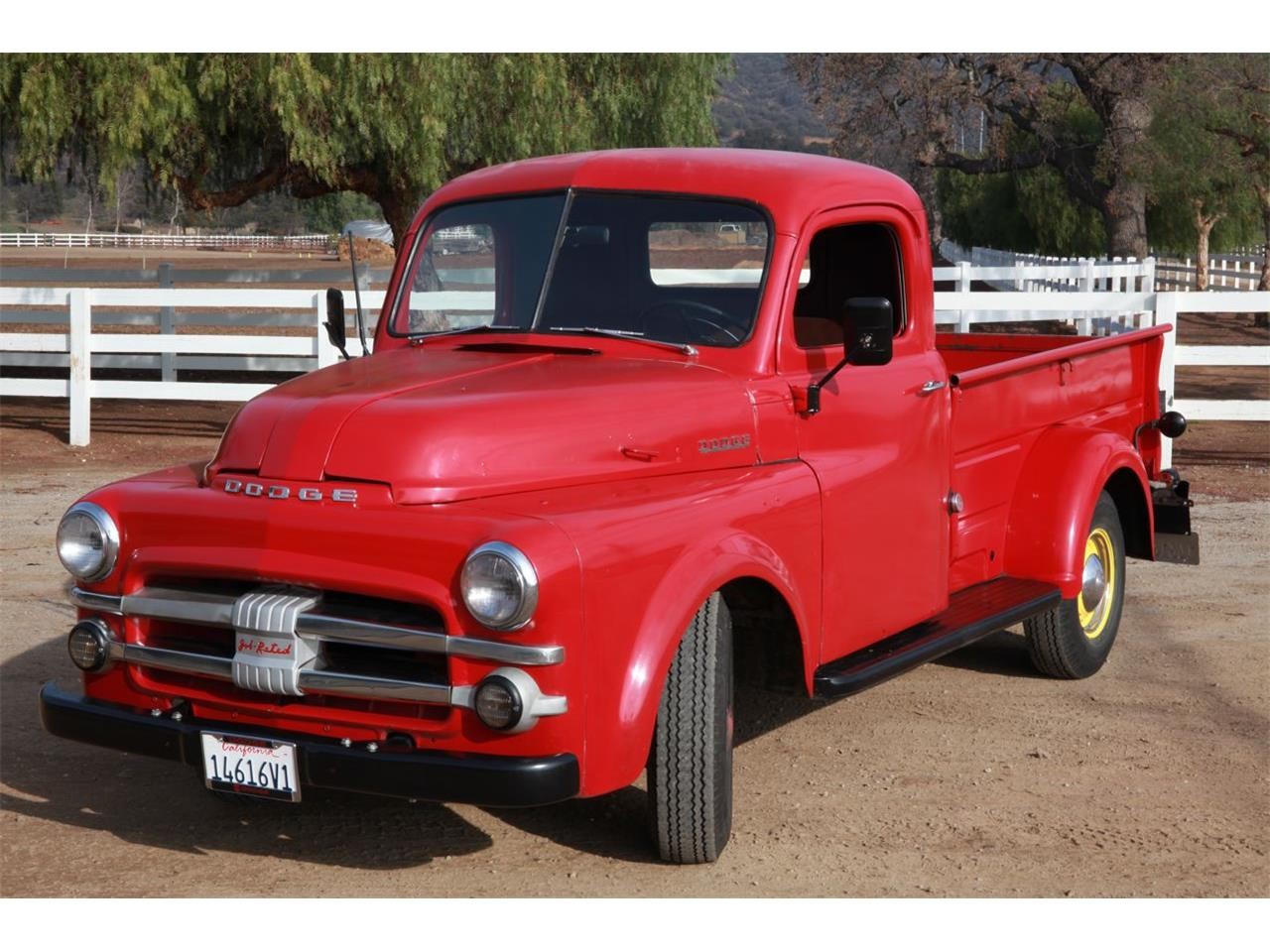 Thousand Oaks Dodge >> 1951 Dodge B3 For Sale In Thousand Oaks Ca Classiccarsbay Com