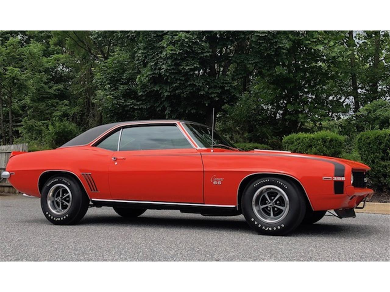 1969 Chevrolet Camaro SS for sale in York, PA – photo 7