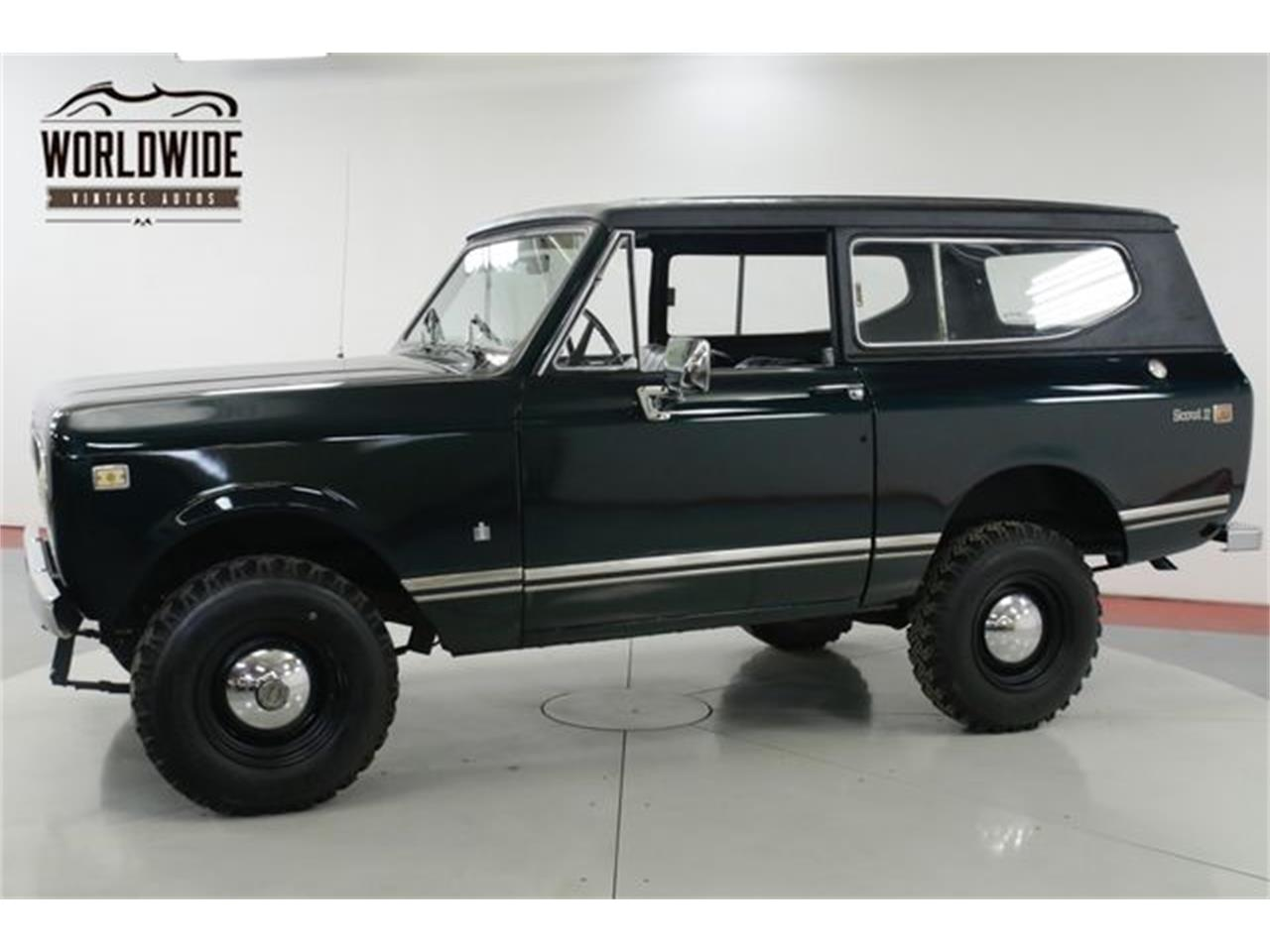 1973 International Scout for sale in Denver , CO – photo 68