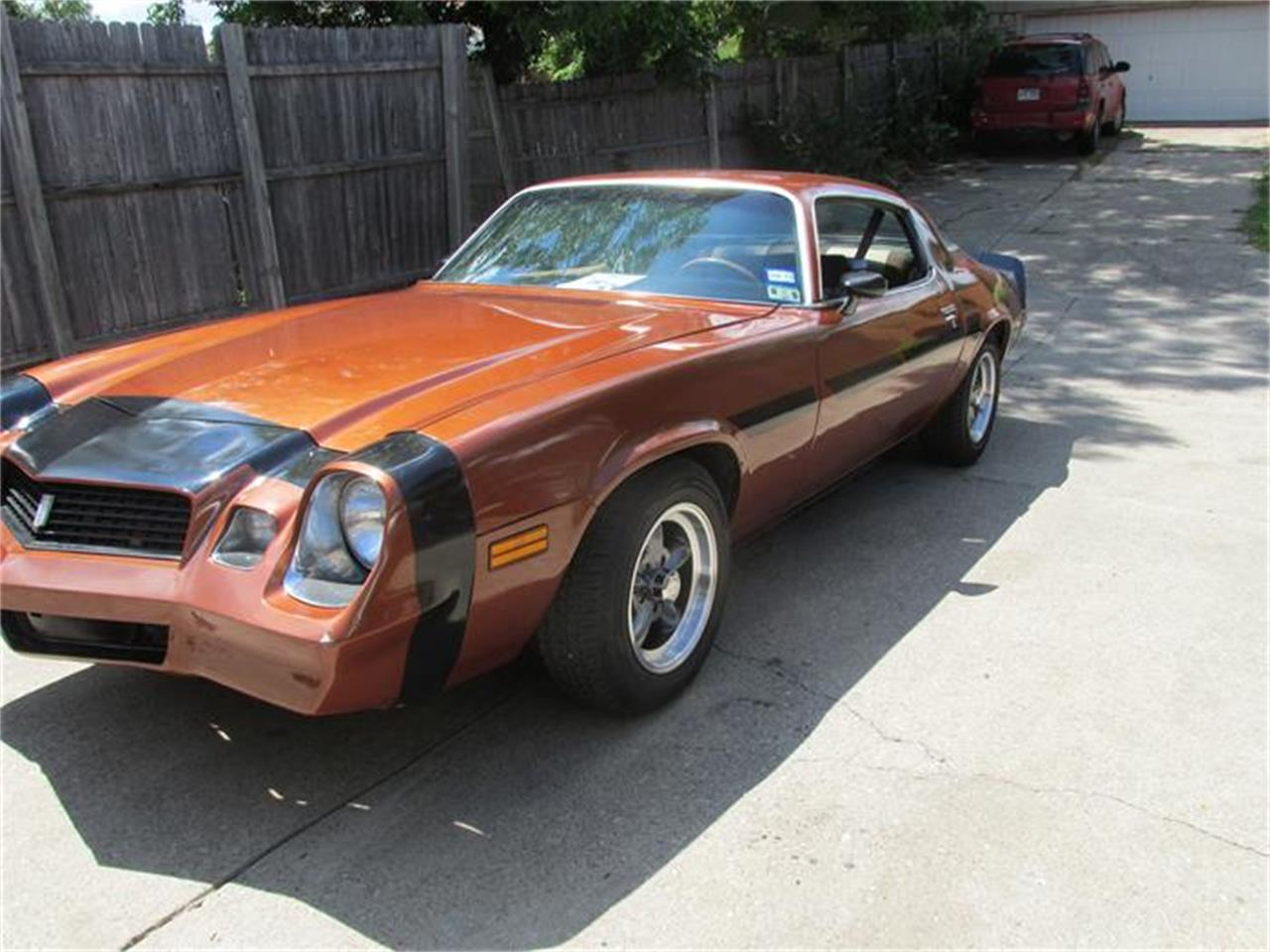 1980 Chevrolet Camaro for sale in Dallas, TX – photo 8