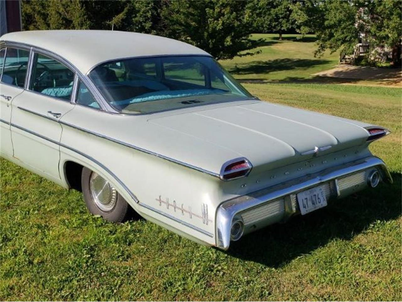 1960 Oldsmobile Super 88 for sale in Cadillac, MI – photo 5