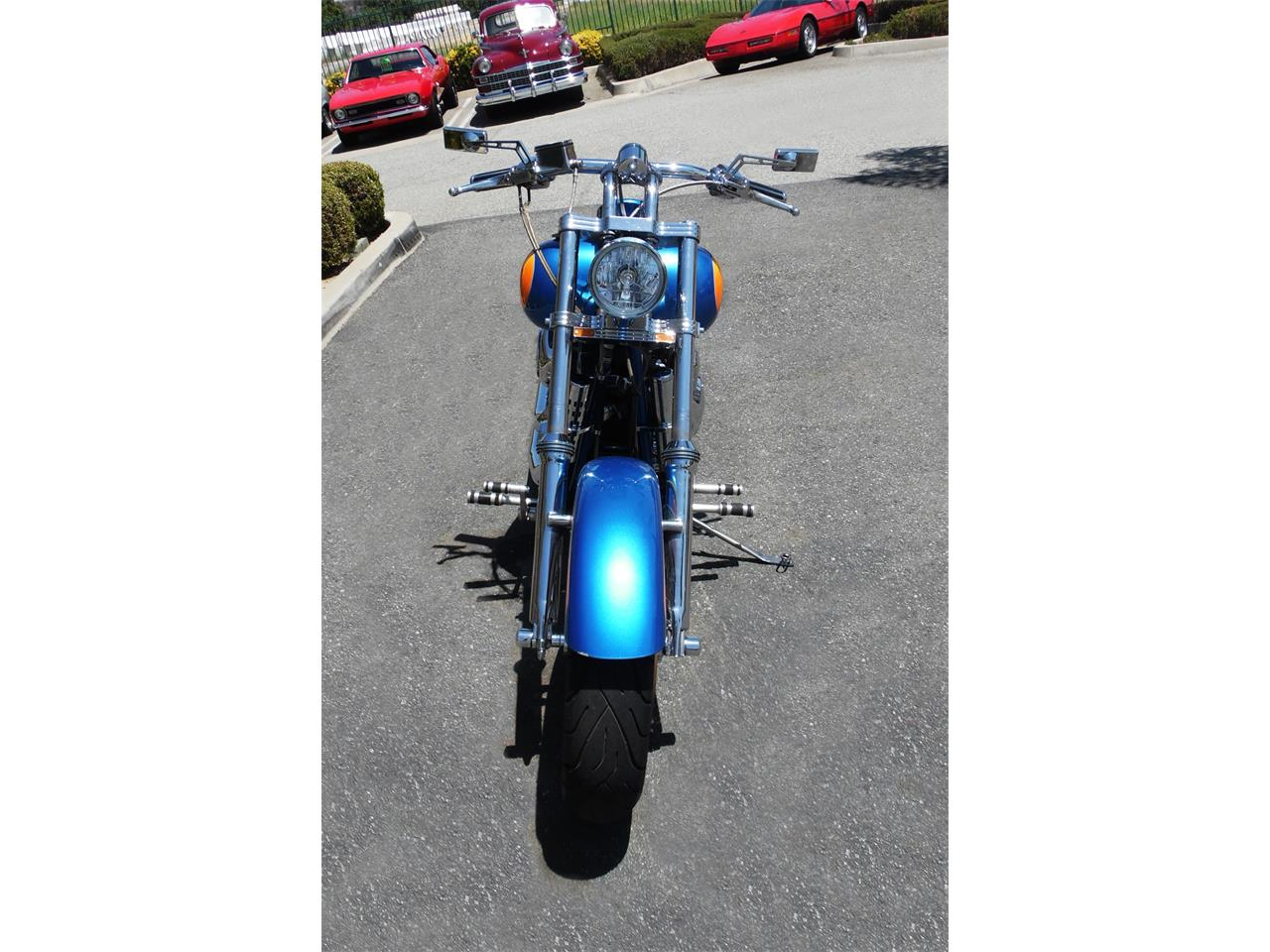 2000 Lifecycle Custom Red Horse Softail for sale in Redlands, CA – photo 2