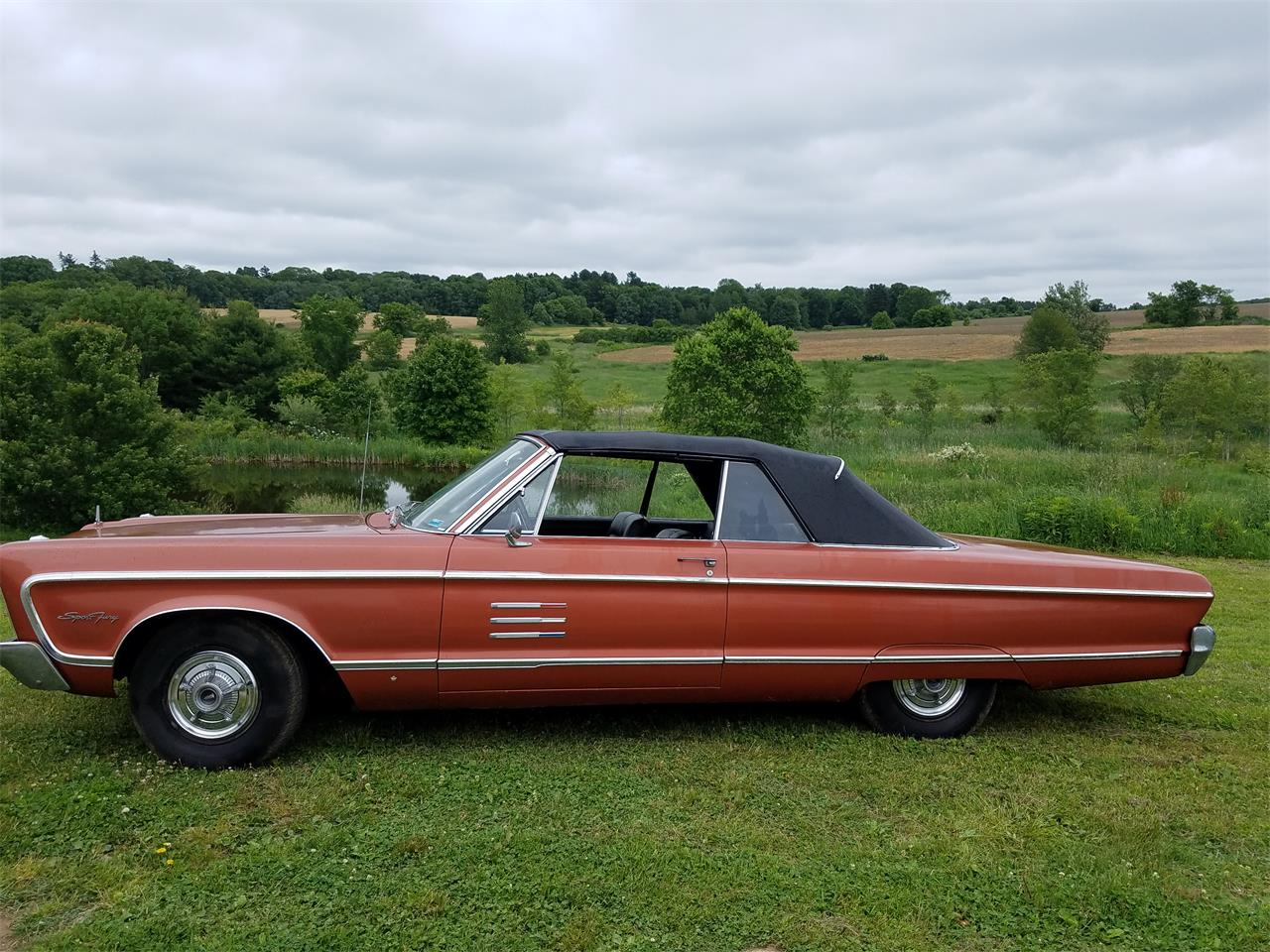 1966 Plymouth Sport Fury for sale in North Woodstock, CT – photo 3