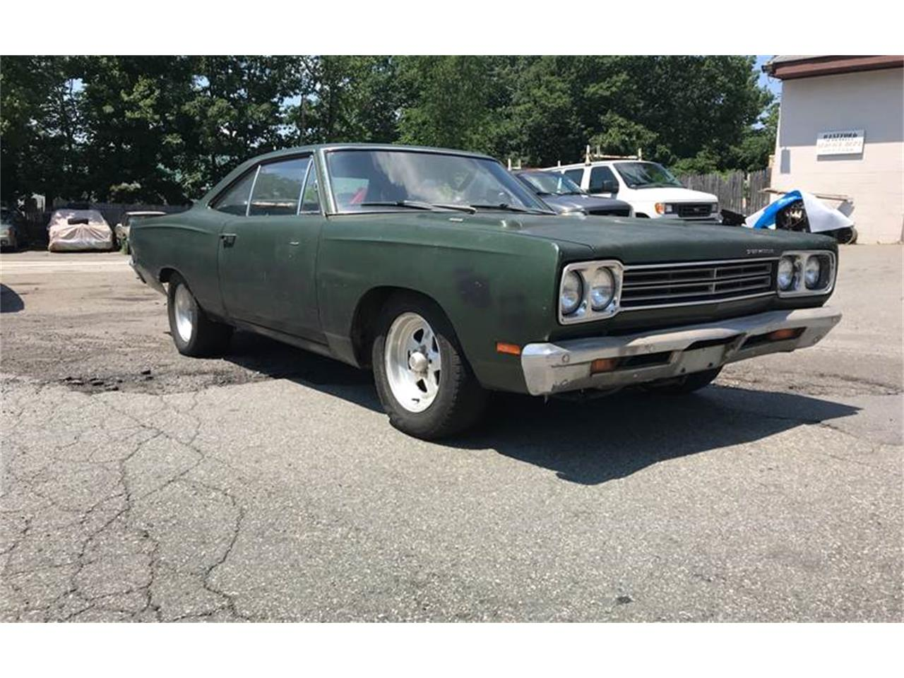 1969 Plymouth Road Runner for sale in Westford, MA – photo 2