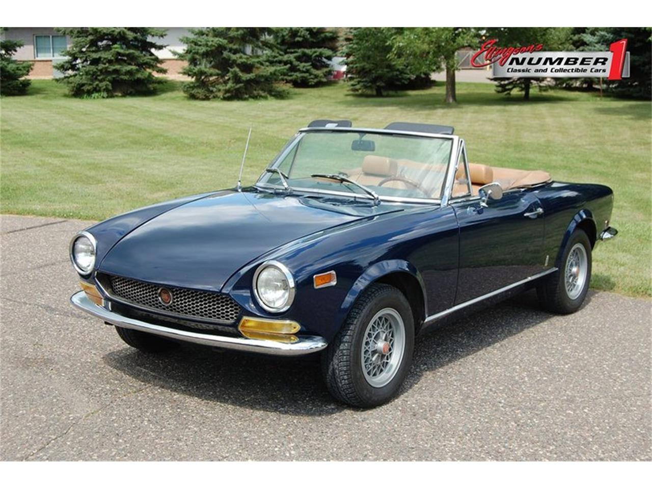 1972 Fiat 124 for sale in Rogers, MN