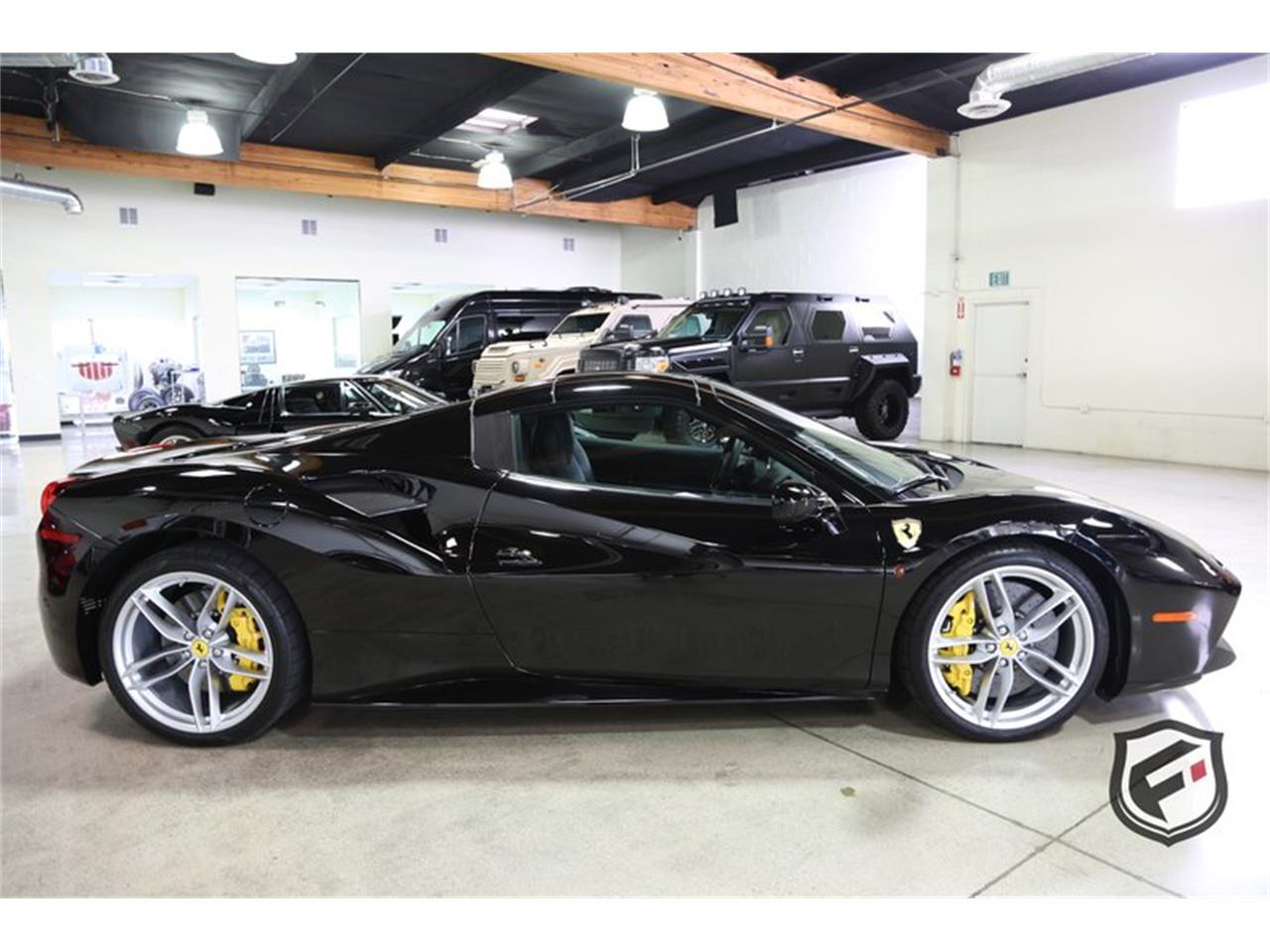 2017 Ferrari 488 for sale in Chatsworth, CA – photo 4