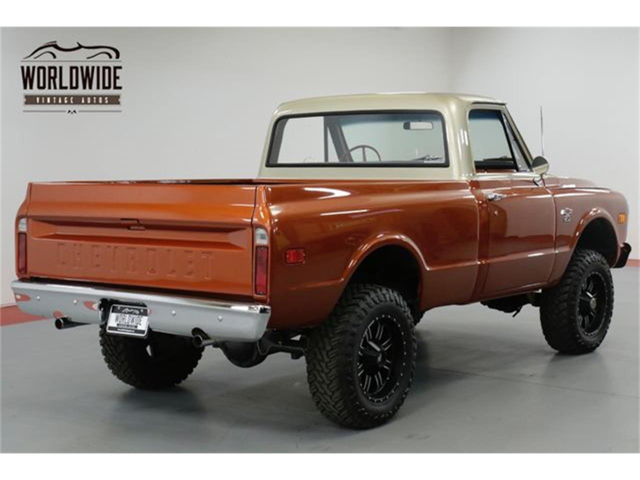 1968 Chevrolet K-20 for sale in Denver , CO – photo 13