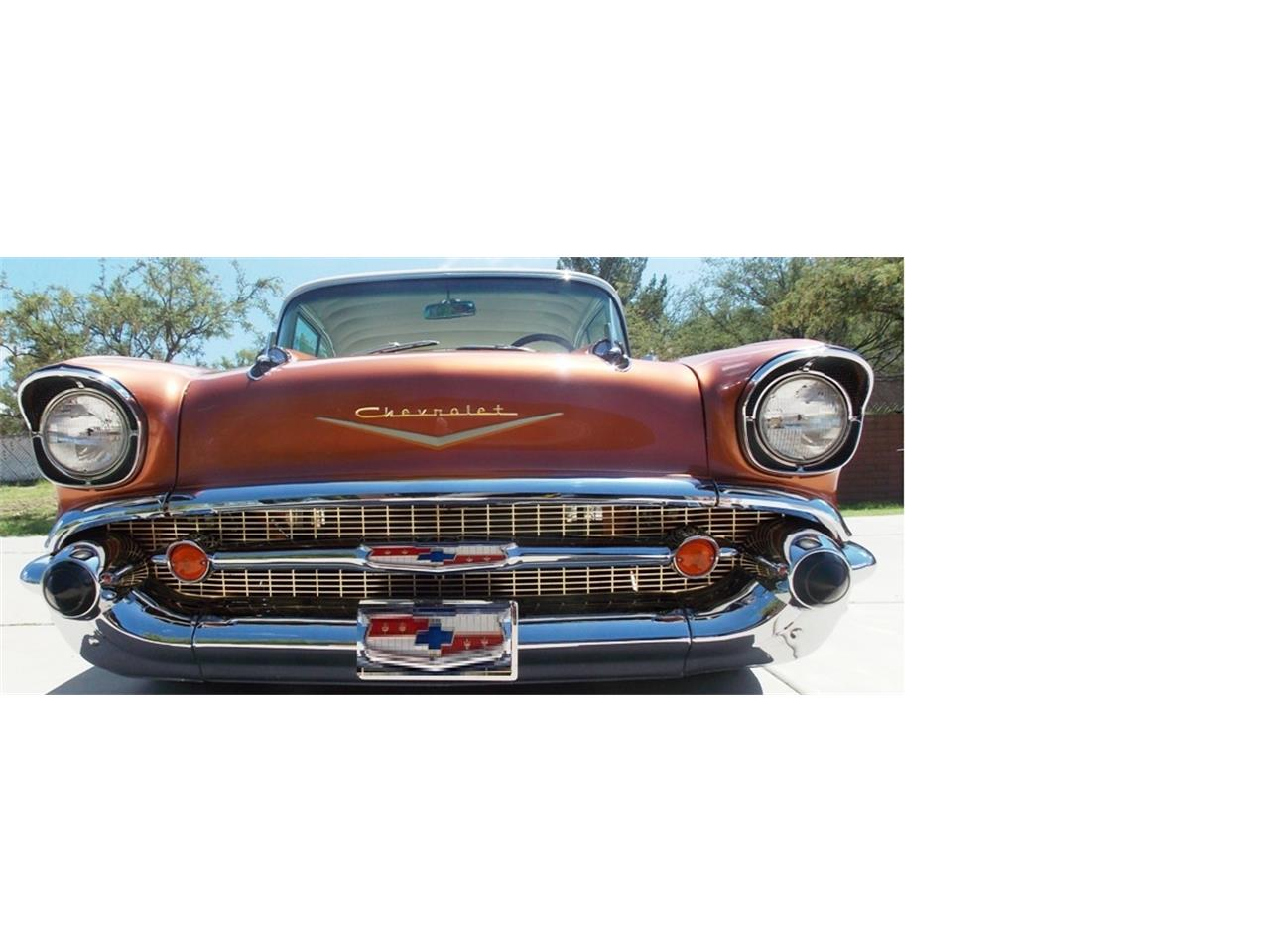 1957 Chevrolet Bel Air for sale in Tucson, AZ – photo 4