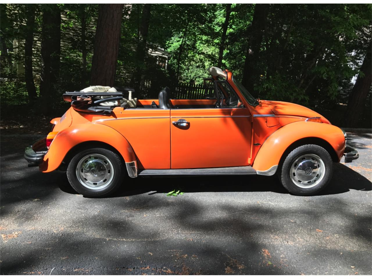 1976 Volkswagen Super Beetle for sale in Richmond , VA