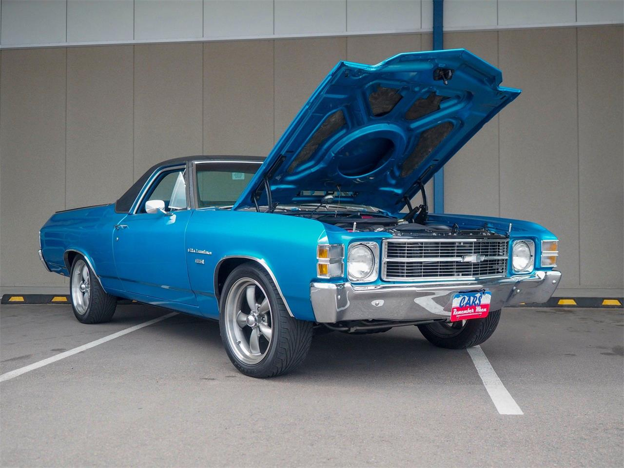 1971 Chevrolet El Camino for sale in Englewood, CO – photo 31