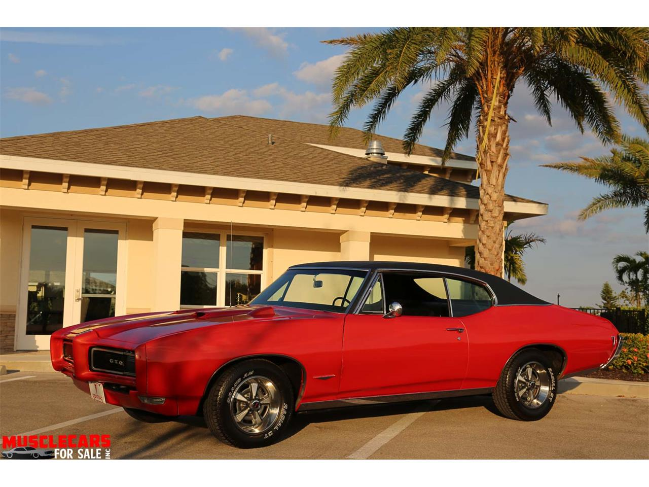 1968 Pontiac GTO for sale in Fort Myers, FL – photo 77