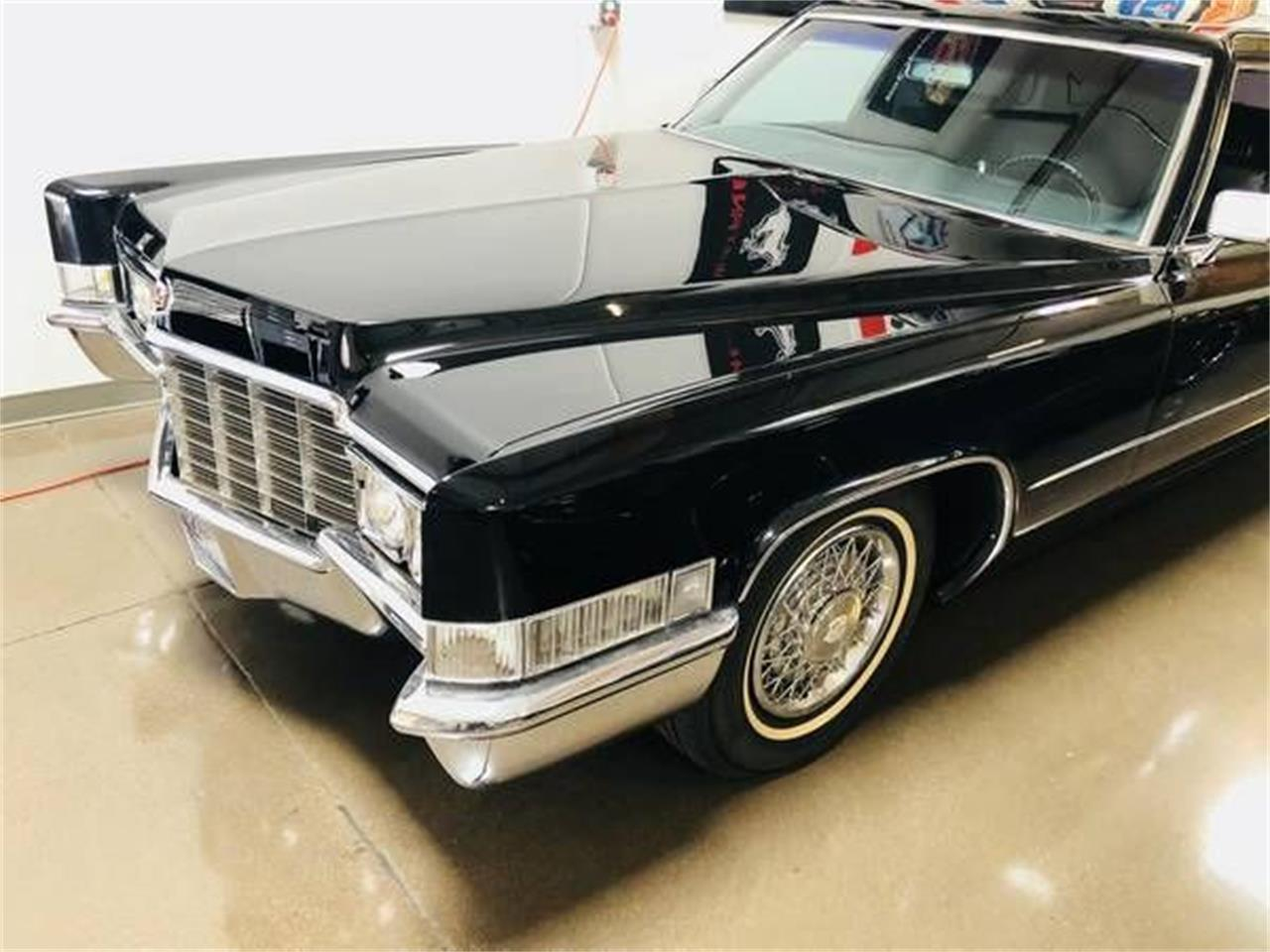1969 Cadillac Fleetwood for sale in Cadillac, MI – photo 3