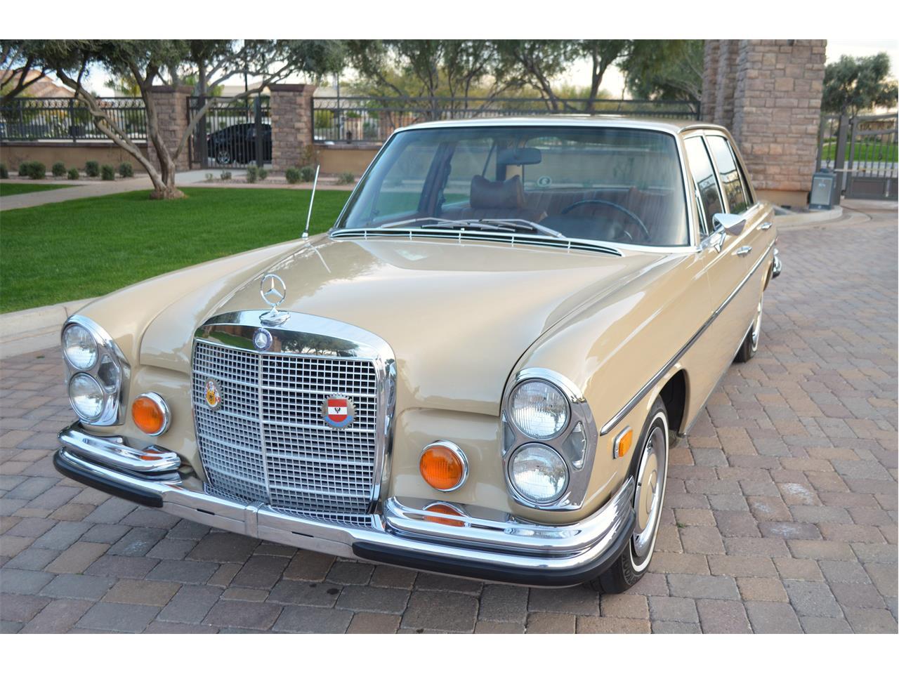 1973 Mercedes-Benz 280SEL for sale in Chandler, AZ ...