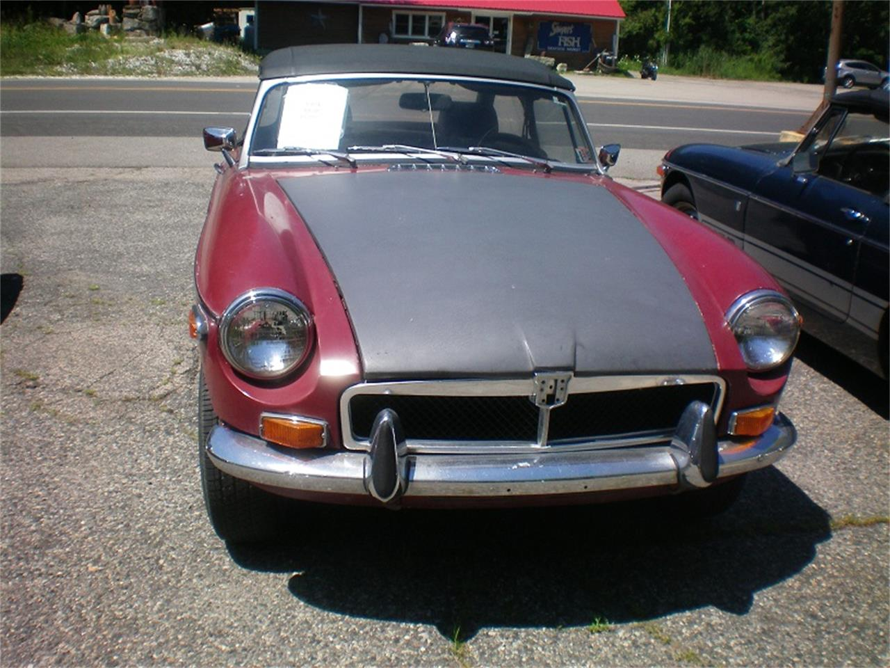 1974 MG MGB for sale in Rye, NH – photo 2