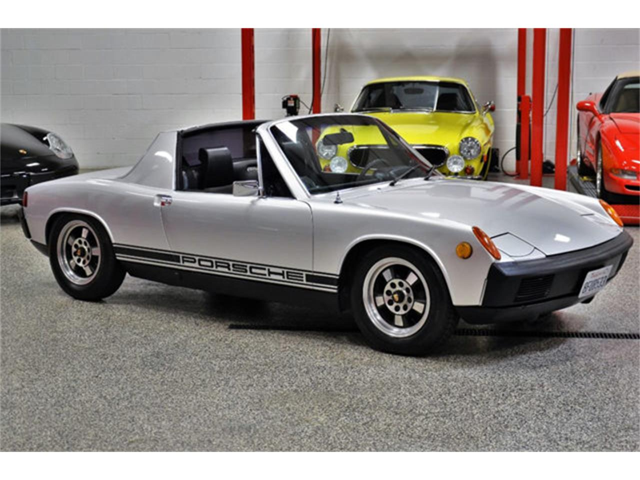 1972 Porsche 914 for sale in Plainfield, IL – photo 36