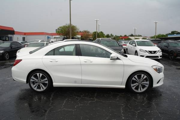 2019 Mercedes-Benz CLA-Class CLA250 $729 DOWN $105/WEEKLY for sale in Orlando, FL – photo 9