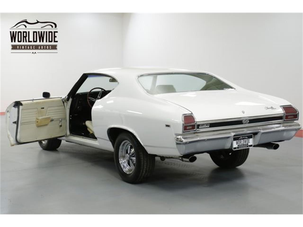 1969 Chevrolet Chevelle SS for sale in Denver , CO – photo 42