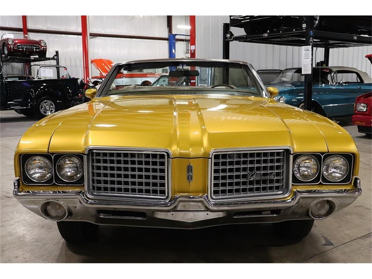 1972 Oldsmobile Cutlass for sale in Kentwood, MI – photo 8