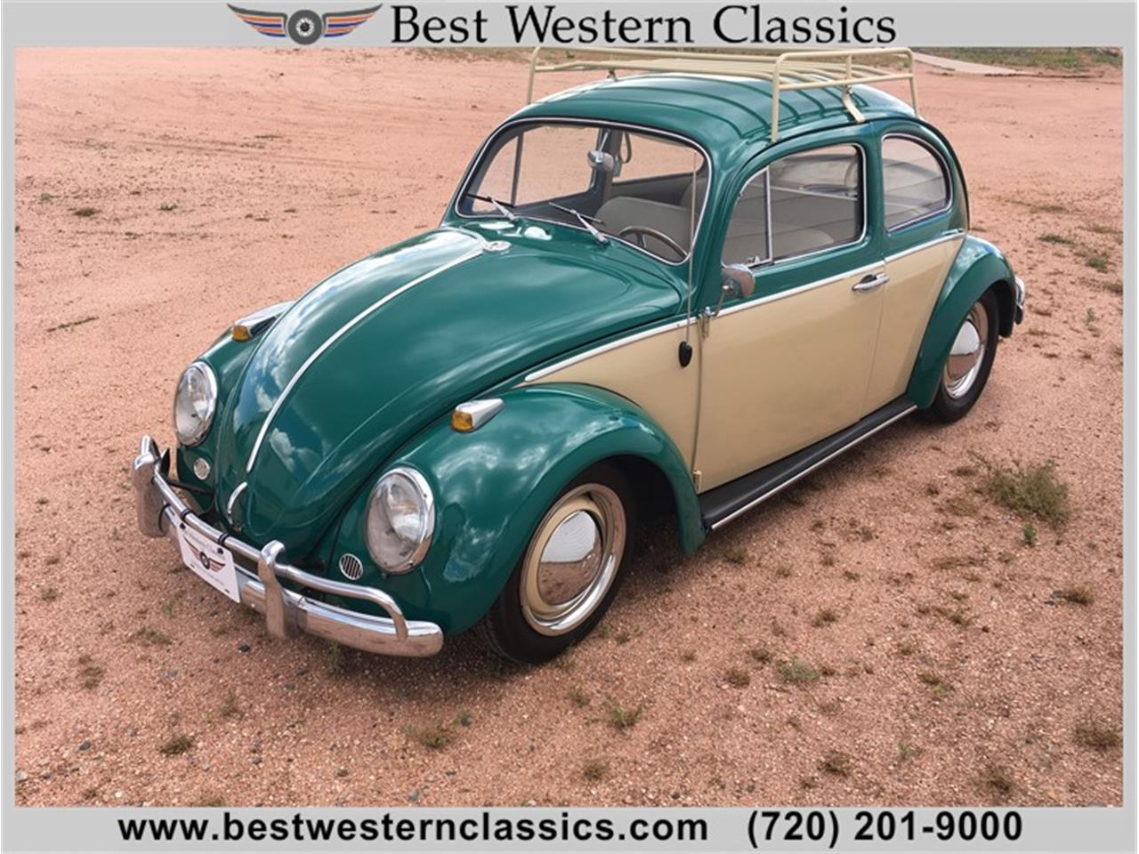 1964 Volkswagen Beetle for sale in Franktown, CO – photo 27