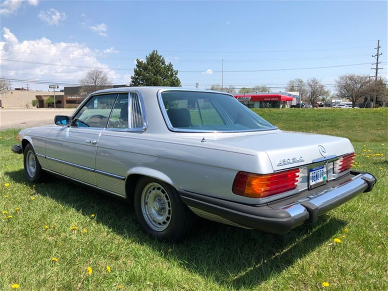 1977 Mercedes-Benz 450SLC for sale in Troy, MI – photo 2
