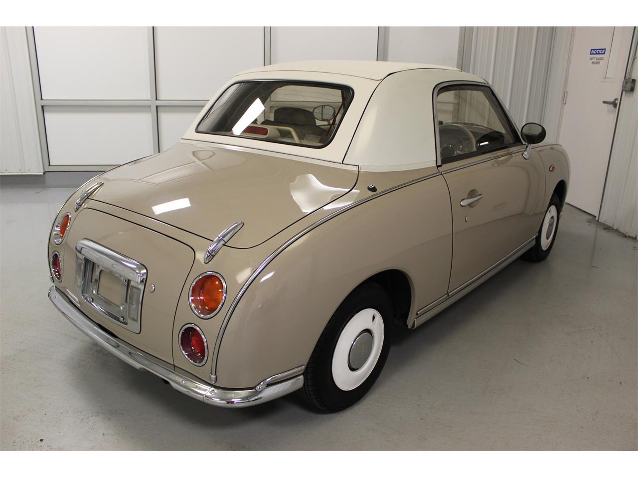1991 Nissan Figaro for sale in Christiansburg, VA – photo 9