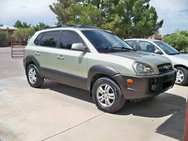 2006 hyundai tucson suv for sale in las cruces nm classiccarsbay com 2006 hyundai tucson suv for sale in las