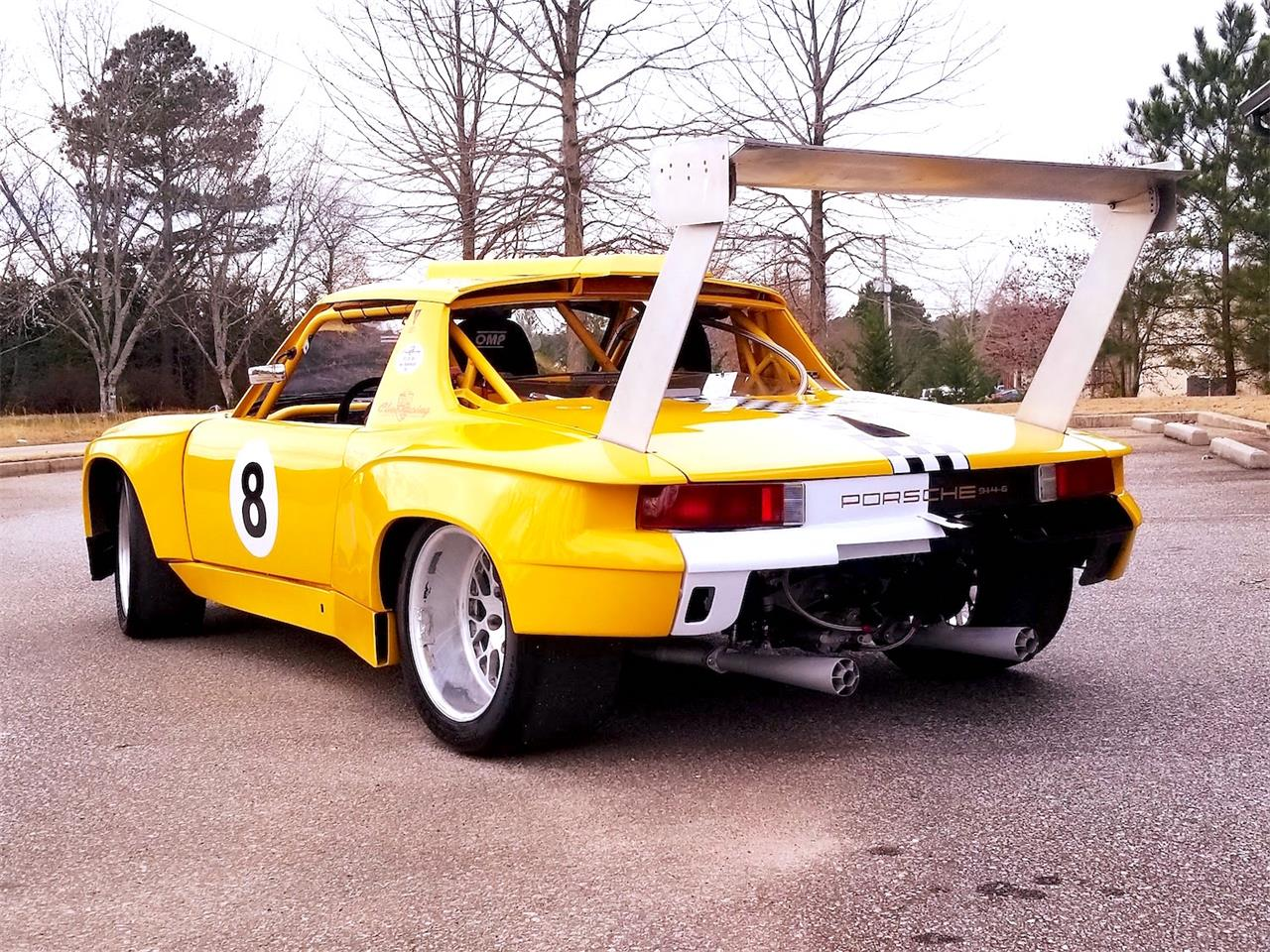1975 Porsche 914 for sale in Oakwood, GA – photo 4