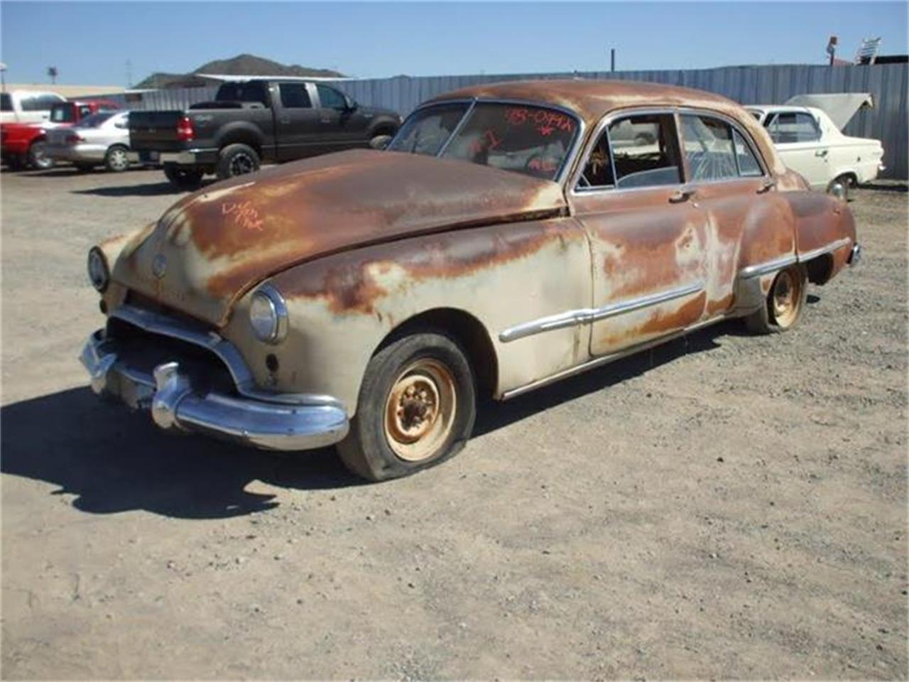 1948 Oldsmobile 4-Dr Sedan for sale in Phoenix, AZ