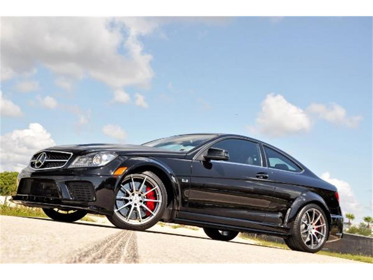 2013 Mercedes-Benz C63 AMG for sale in West Palm Beach, FL – photo 50
