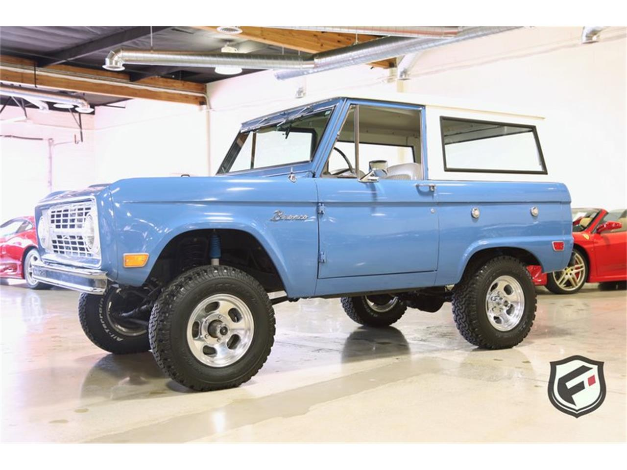 1968 Ford Bronco for sale in Chatsworth, CA – photo 36