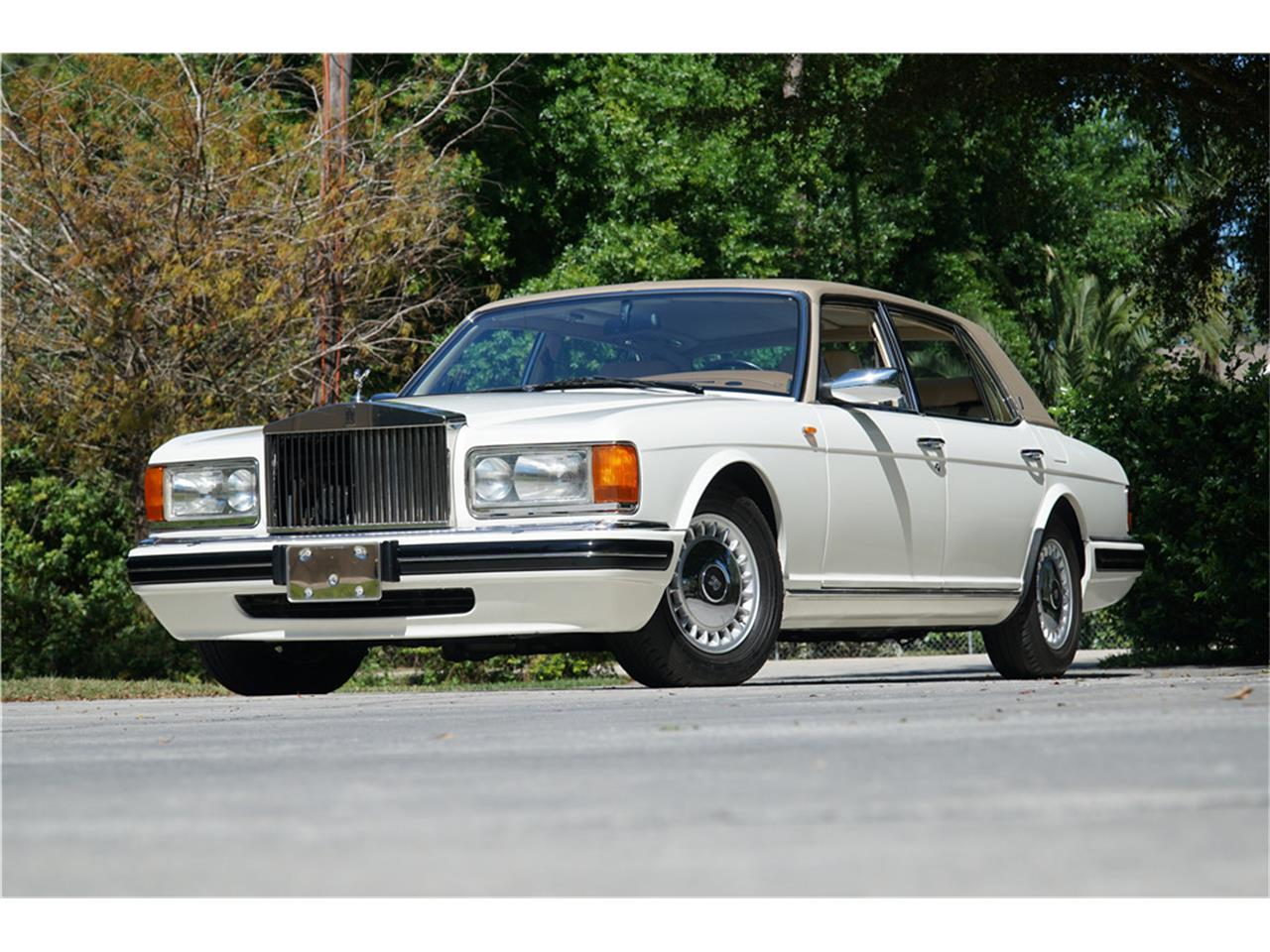 1997 Rolls-Royce Silver Spur for sale in West Palm Beach, FL