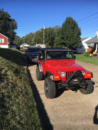 2004 Jeep Wrangler for sale in Parkersburg , WV – photo 5