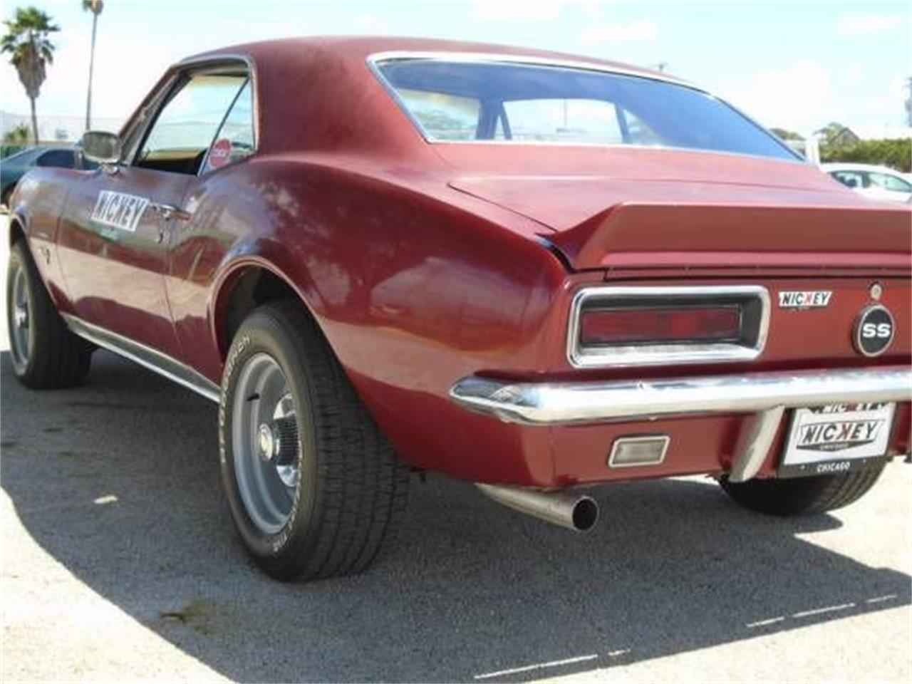1967 Chevrolet Camaro for sale in Cadillac, MI – photo 19