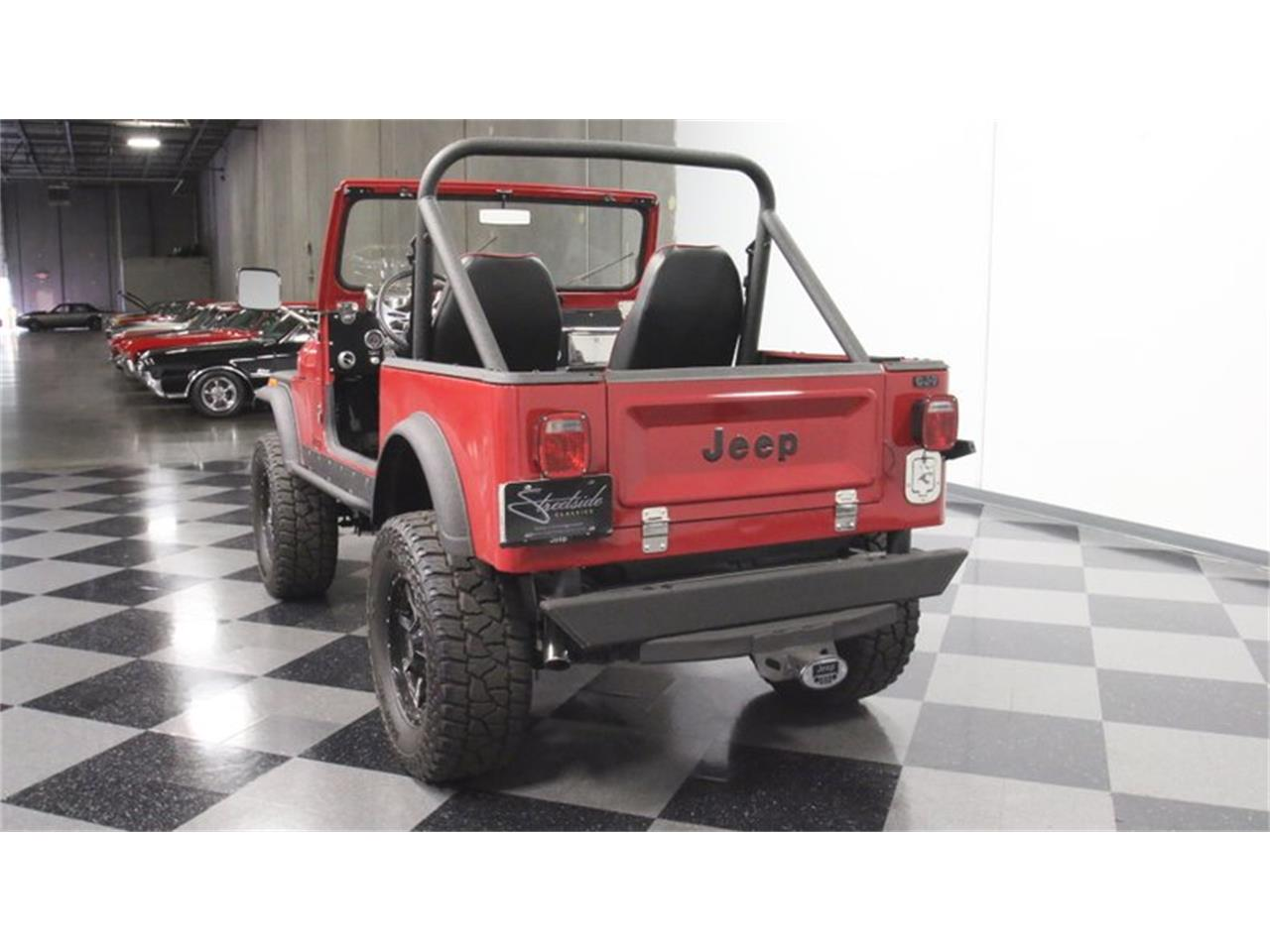 1982 Jeep CJ7 for sale in Lithia Springs, GA – photo 10