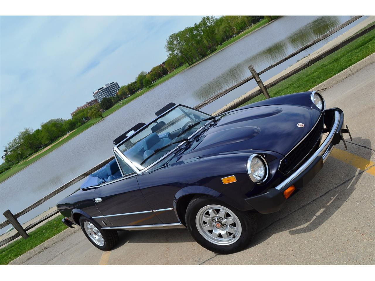 1981 Fiat Spider for sale in Barrington, IL – photo 4