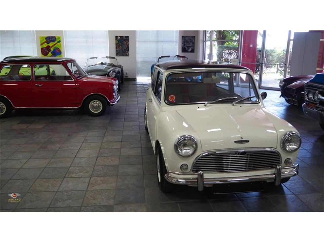 1967 Austin Mini Cooper S for sale in Austin, TX – photo 5