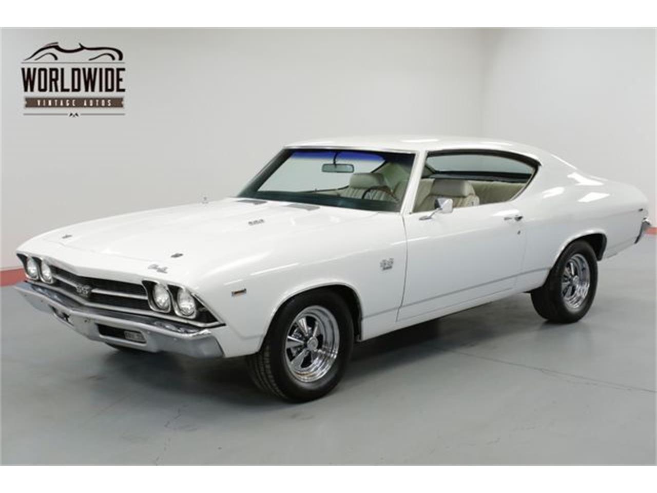 1969 Chevrolet Chevelle SS for sale in Denver , CO – photo 69