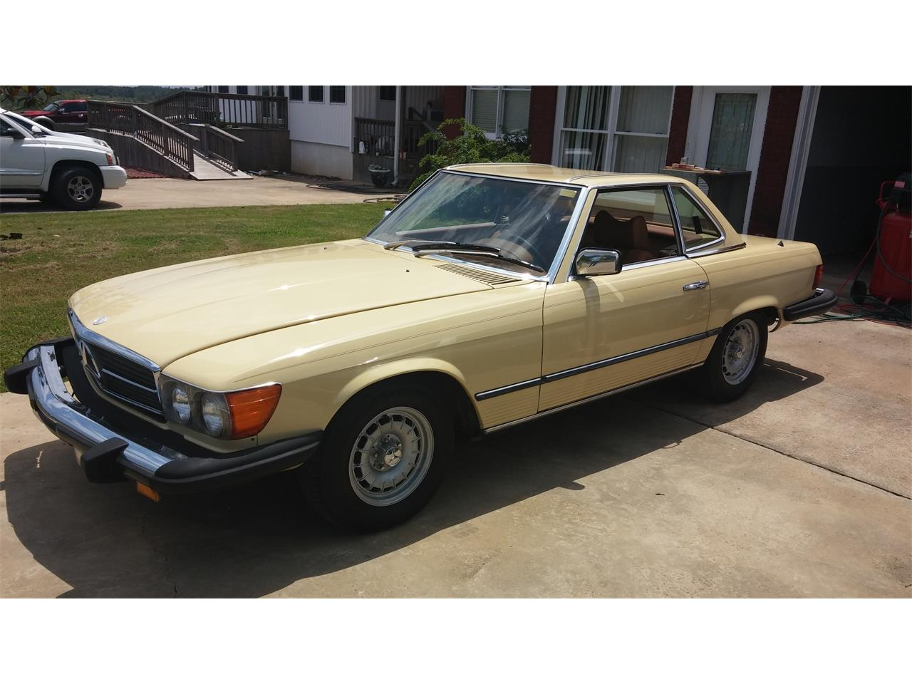 1978 Mercedes-Benz 450SL for sale in Haleyville, AL