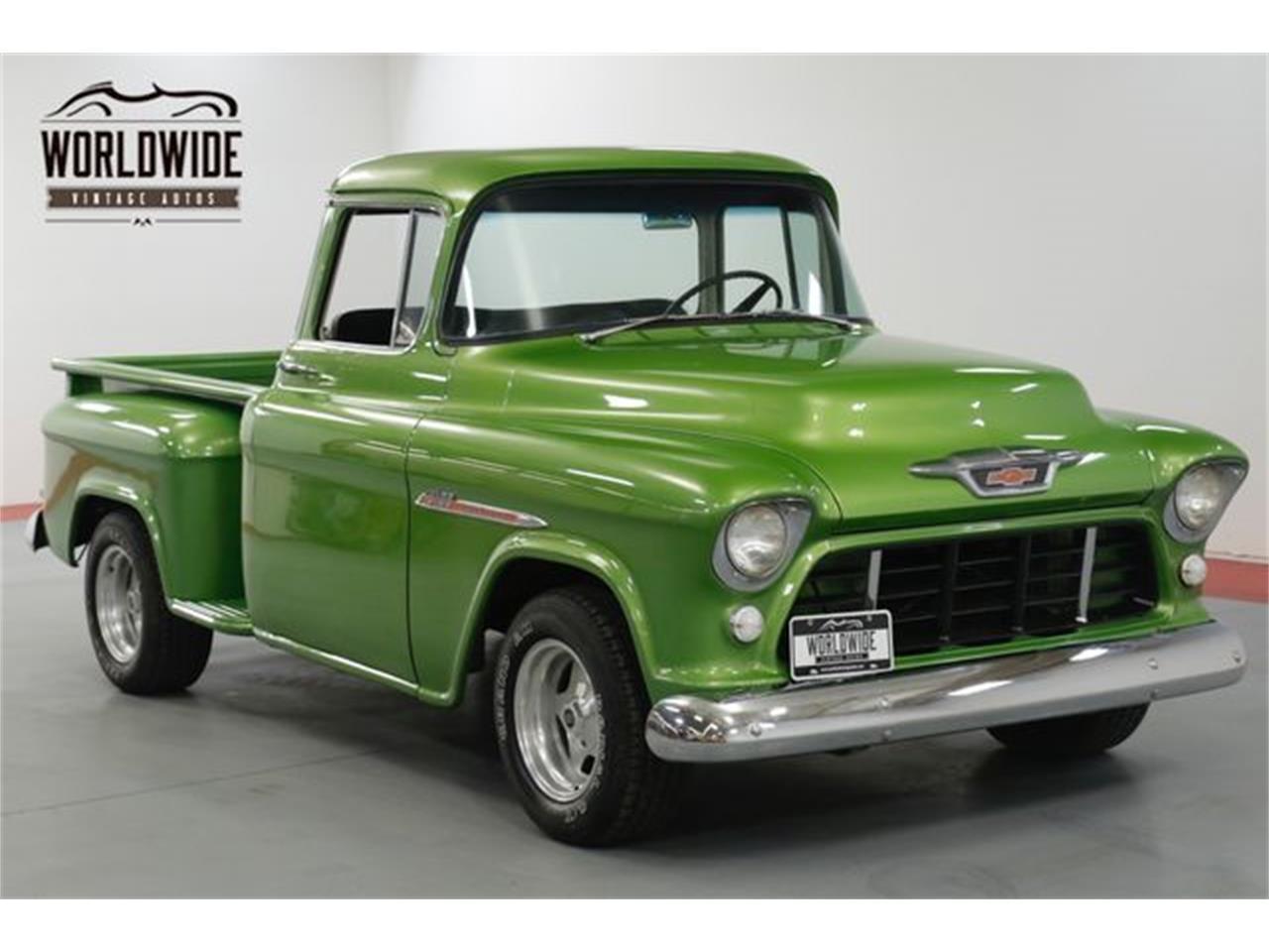 Classic Cars Denver >> 1955 Chevrolet 3100 For Sale In Denver Co Classiccarsbay Com