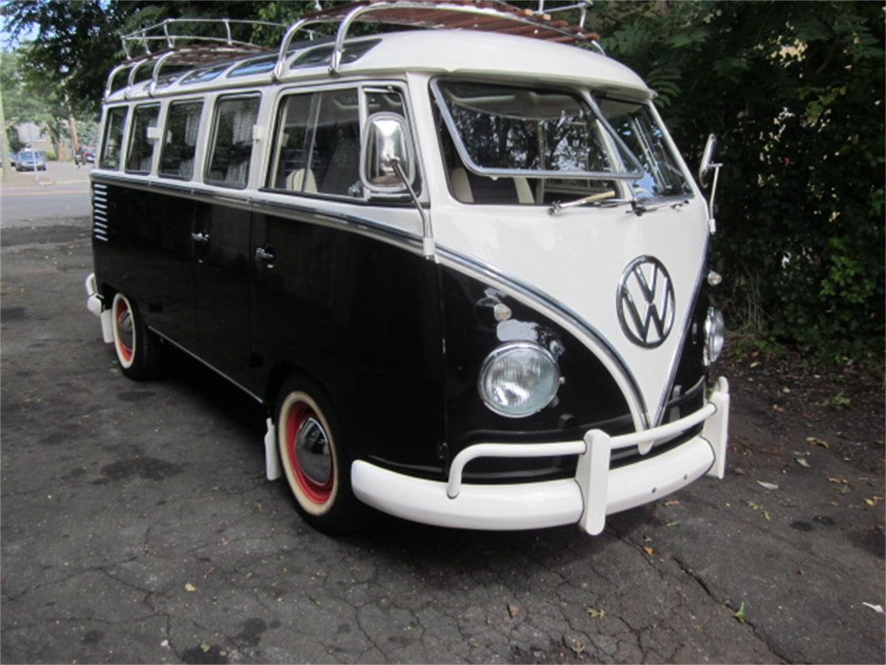 1959 Volkswagen Bus For Sale In Stratford Ct Classiccarsbay Com