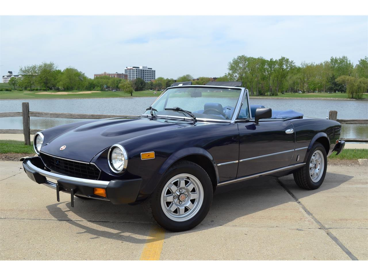 1981 Fiat Spider for sale in Barrington, IL – photo 5