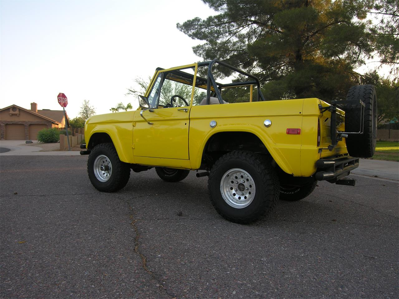 1971 Ford Bronco for sale in Scottsdale, AZ – photo 8