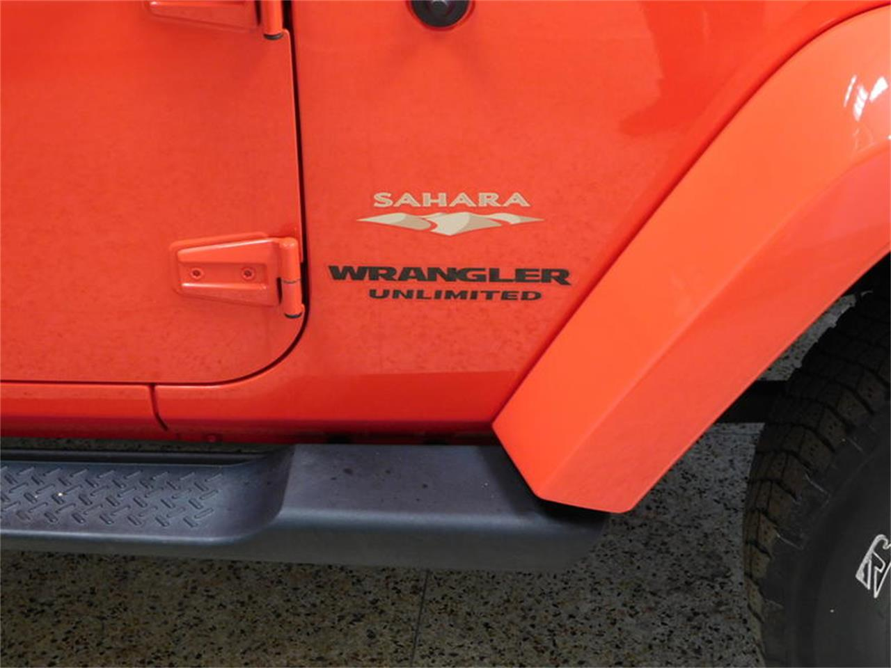 2013 Jeep Wrangler for sale in Hamburg, NY – photo 8