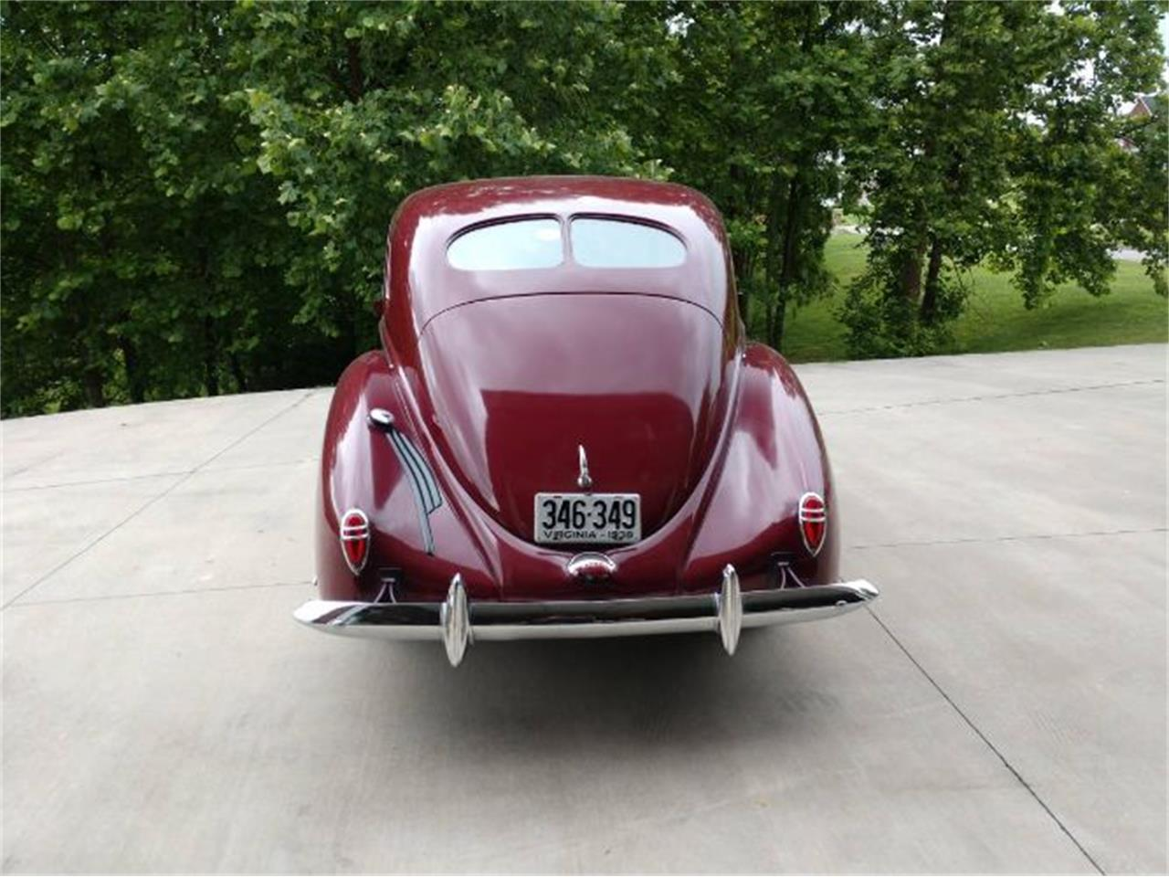 1938 Lincoln Zephyr for sale in Cadillac, MI – photo 15