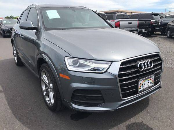 2017 Audi Q3 Premium Plus BAD CREDIT OK !! for sale in Kihei, HI – photo 7