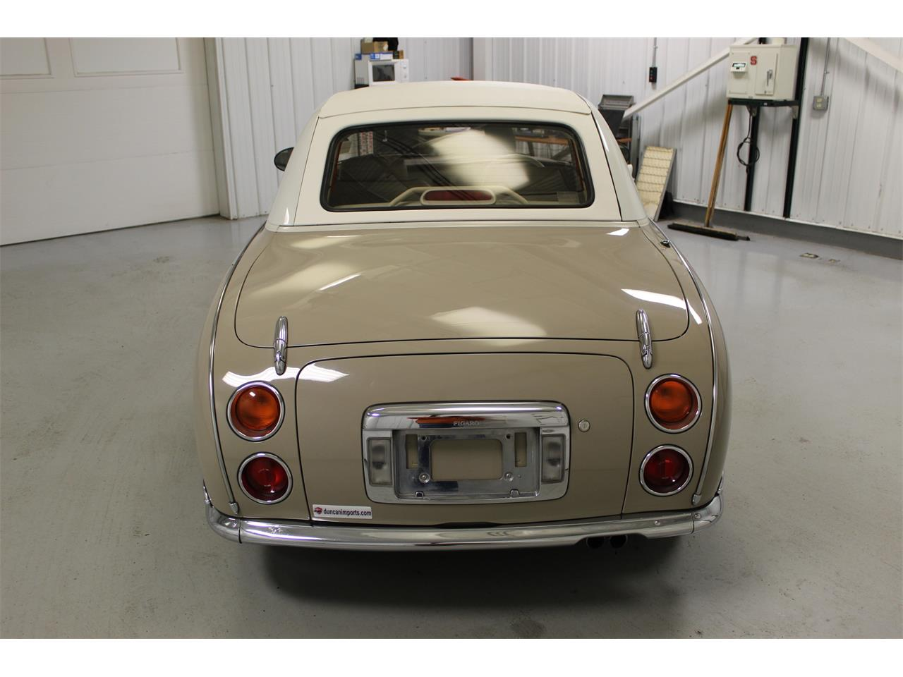 1991 Nissan Figaro for sale in Christiansburg, VA – photo 8