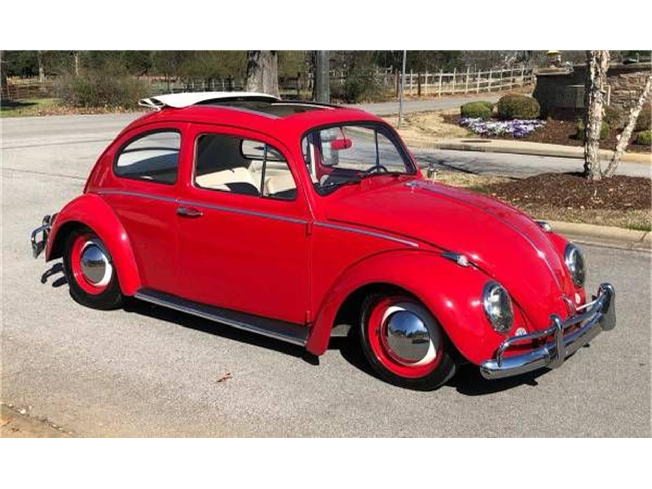 1963 Volkswagen Beetle for sale in Cadillac, MI