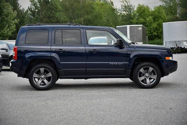 2015 JEEP PATROIT HIGH ALTITUDE EDITION! 4X4! 60K CLEAN MILES FD105777 for sale in FAIR HAVEN, VT – photo 5